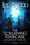 The Screaming Staircase by Jonathan Stroud cover