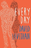 Every Day by David Levithan cover