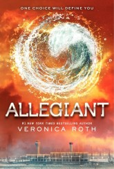 Allegiant by Veronica Roth cover