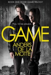 The Game by Anders de la Motte cover