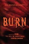 Burn by Julianna Baggott cover