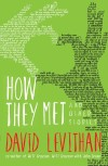 How They Met by David Levithan cover