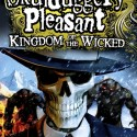 Skulduggery Pleasant: Kingdom of the Wicked cover
