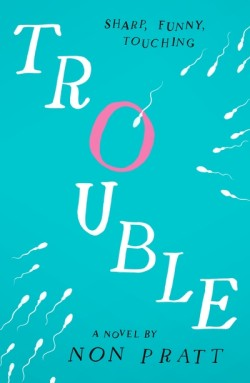 Trouble by Non Pratt cover