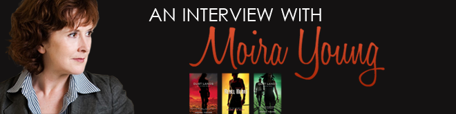 Moira Young interview