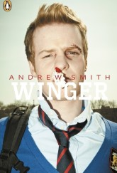 Winger by Andrew Smith cover