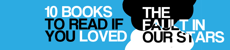books similar to the fault in our stars