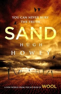 Sand by Hugh Howey UK cover