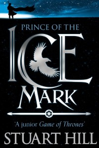 Prince of the Icemark by Stuart Hill cover
