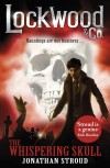 The Whispering Skull by Jonathan Stroud cover