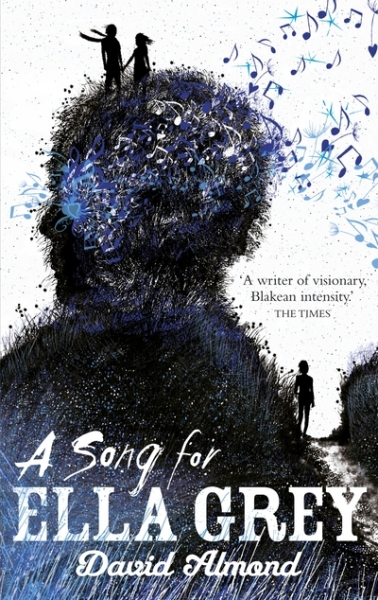 A Song for Ella Gray David Almond cover