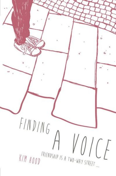 Finding a Voice by Kim Hood cover
