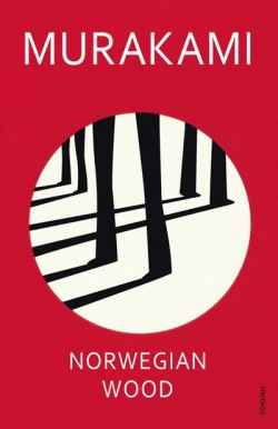 Norwegian Wood by Haruki Murakami cover