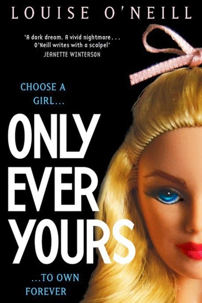 Only Ever Yours by Louise O'Neill cover