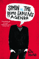 Simon vs the Homo Sapiens Agenda by Becky Albertalli cover