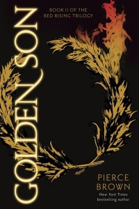 Golden Son by Pierce Brown cover
