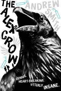 The Alex Crow by Andrew Smith UK cover