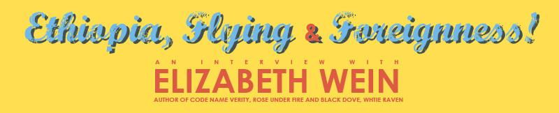 interview with elizabeth wein
