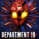 Department 19: Darkest Night by Will Hill cover