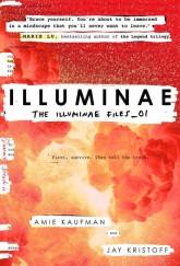Illuminae by Amie Kauman and Jay Kristoff cover