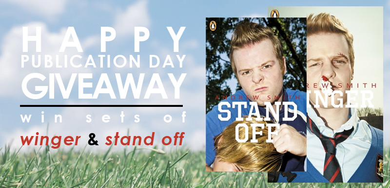 Winger and Stand Off giveaway