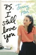 PS I Still Love You by Jenny Han UK cover