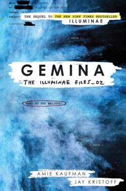 Gemina UK cover